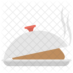 Delicious Meal Flat Icon