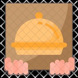 Delivered Order Flat Icon