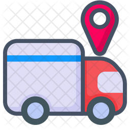 Delivered Truck Icon