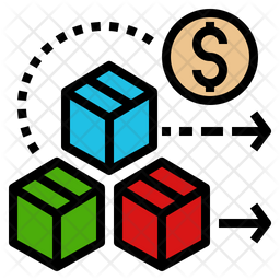 Delivery Icon Of Colored Outline Style Available In Svg Png Eps Ai Icon Fonts