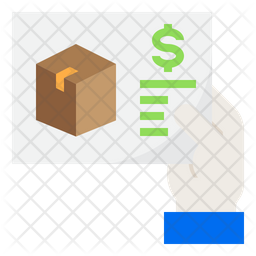 Delivery Bill Icon