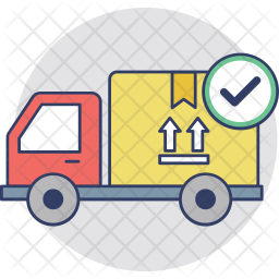 Delivery Confirmation Icon