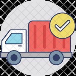 Delivery Confirmation Icon