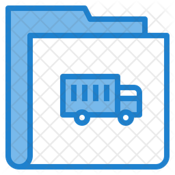 Delivery Folder Icon