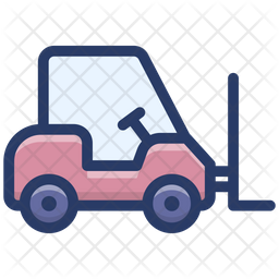 Delivery Lifter Icon