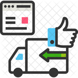 Delivery Site Icon