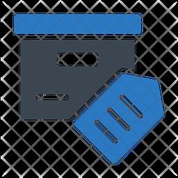 Delivery Tag Icon