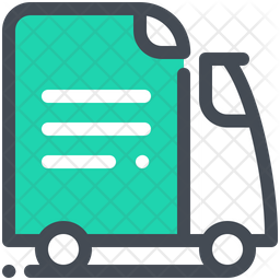 Delivery Vehicle Icon