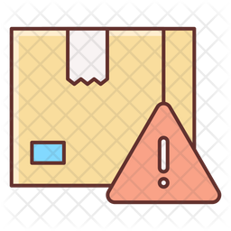 Delivery Warnng Icon