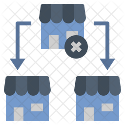Demerger Icon