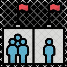 Density Icon