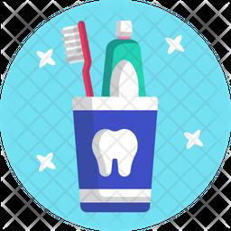 Dental Hygiene Icon