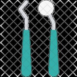 Dental Plier Icon