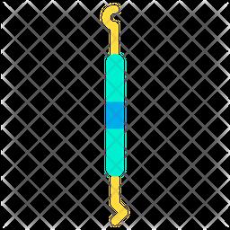 Dental Scaler Icon