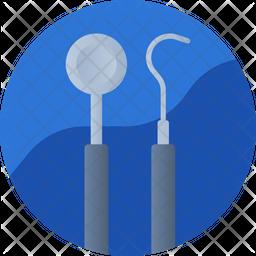 Dentist equipment Icon