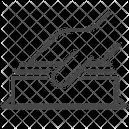 Deposite Machine Icon