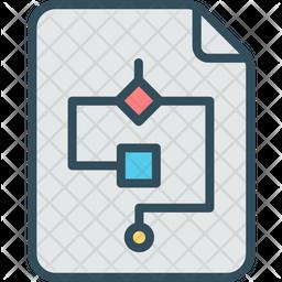 Design Algorithms Icon