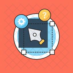 Design and Developement Icon