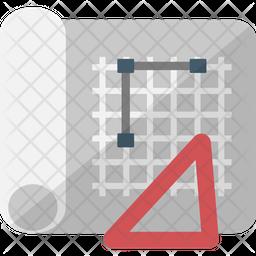 Design diagram Icon