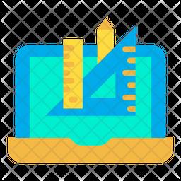 Design Laptop Icon