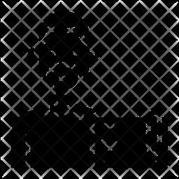 Designer Glyph Icon