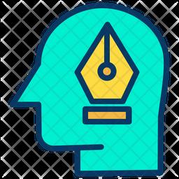 Designer Thought Icon