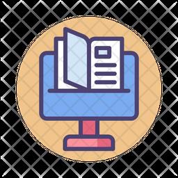 Desktop Publishing Icon