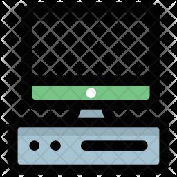 Desktop workstation Icon png