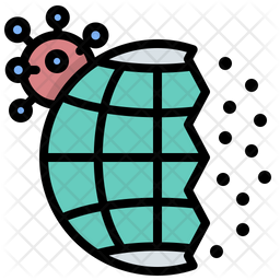 Destroy Pandemic Icon