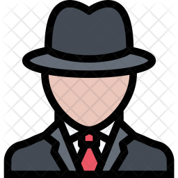 Detective, Law, Crime, Judge, Court, Police Icon