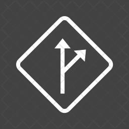 Deviation Icon