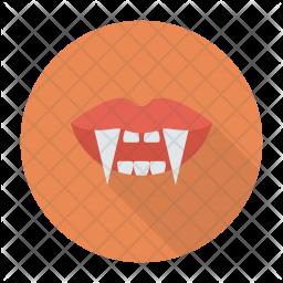 Devil teeth Icon