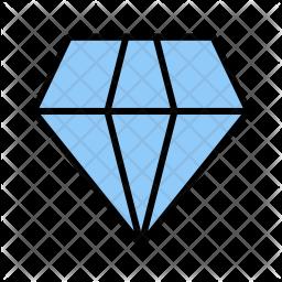 Diamond, Jewel, Gem, Crystal Icon
