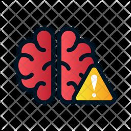 Different brain Icon
