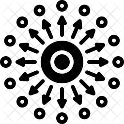 Diffusion Icon