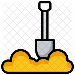 Digging Icon