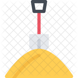 Digging, Builder, Building, Construction, Repair Icon
