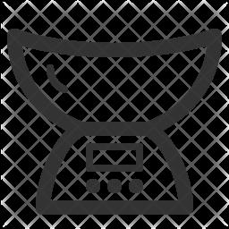 Digital Line Icon