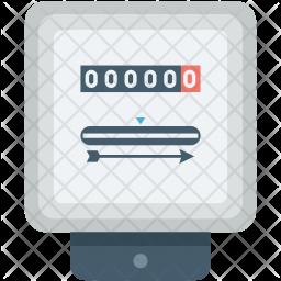 Digital Flat Icon