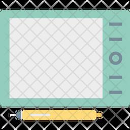 Digital Artboard Icon