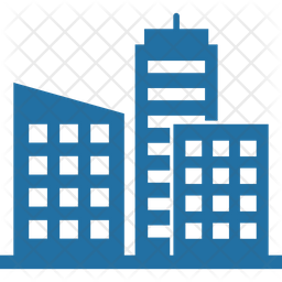 Digital City Icon Of Flat Style Available In Svg Png Eps Ai Icon Fonts
