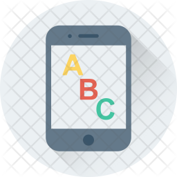 Digital Education Icon