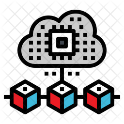 Digital Information Icon