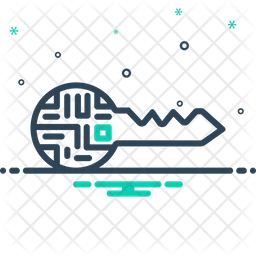 Digital Key Icon