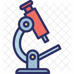 Digital microscope Icon
