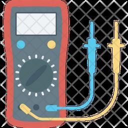 Digital Multimeter Icon