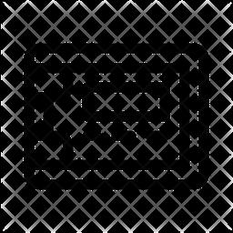 Digital Safe Icon