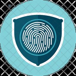Digital Security Icon