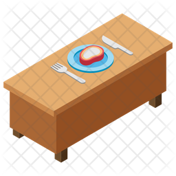 Dine-in Icon