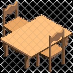 Dining Furniture Icon